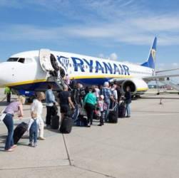 Ryanair, altre cancellazioni, coinvolti 400.000 passeggeri