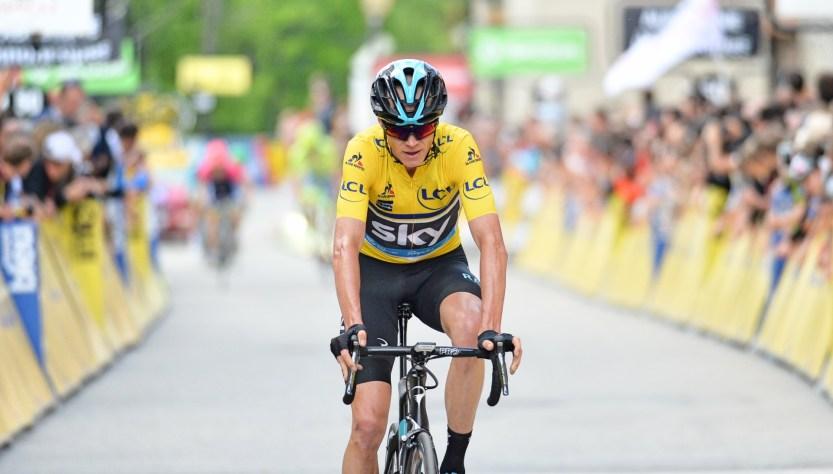 Ciclismo e doping: Froome trovato positivo a un broncodilatatore