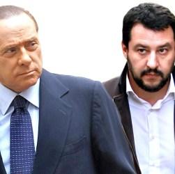 Polemica tra Salvini e Berlusconi sul 3%