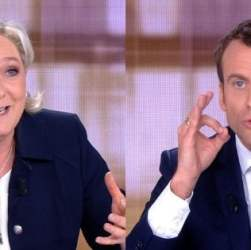 Migranti: Macron e Le Pen, due facce della stessa medaglia