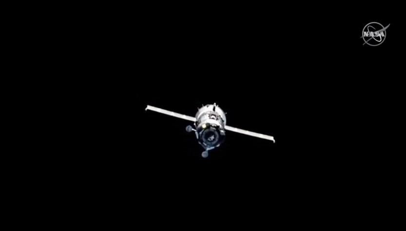 Soyuz MS-14, attracco riuscito alla ISS al secondo tentativo