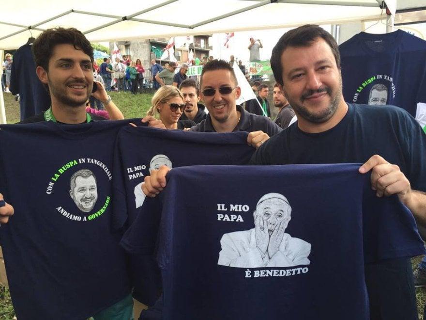 La destra italiana e la religione. La religione può portare ancora consenso politico ?