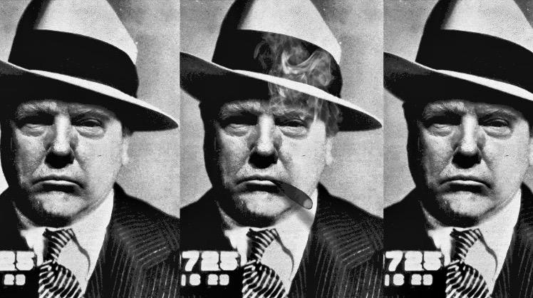 Per fregare un uomo intoccabile bisogna guardargli nel portafogli: Trump come Capone accusato di evasione fiscale
