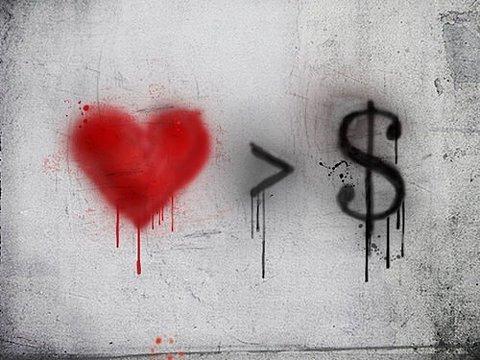 Se Charity Barnum sceglie l'amore mentre Daisy Buchanan i soldi, tu quale dei due preferiresti?
