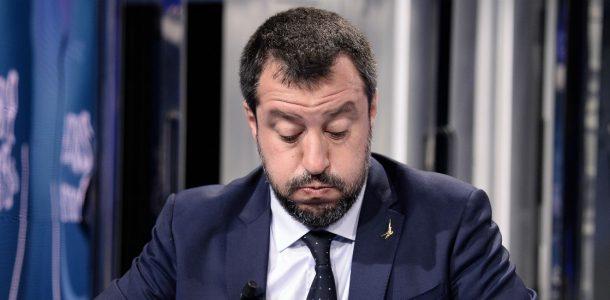 Il rospo che voleva diventare Re: Salvini, la pacchia è finita!