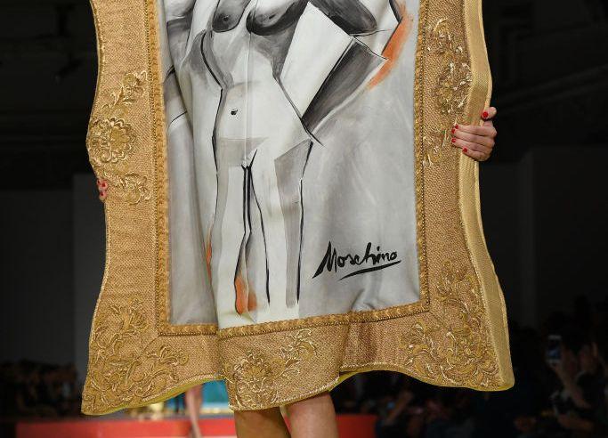 Milano Fashion Week: l'arte di Picasso prende vita nella nuova collezione di Moschino