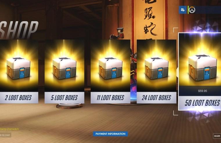 Loot Box: l'inchiesta inglese che potrebbe cambiare per sempre i videogiochi