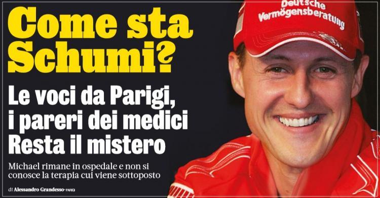 Michael Schumacher e le nuove cure top secret: le nuove frontiere della medicina rigenerativa