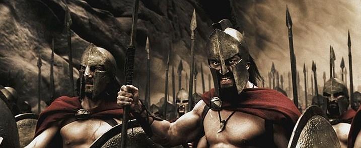 Ricostruire la storia non è semplice, ma 300 ci riesce benissimo, mostrando combattimenti tecnicamente perfetti