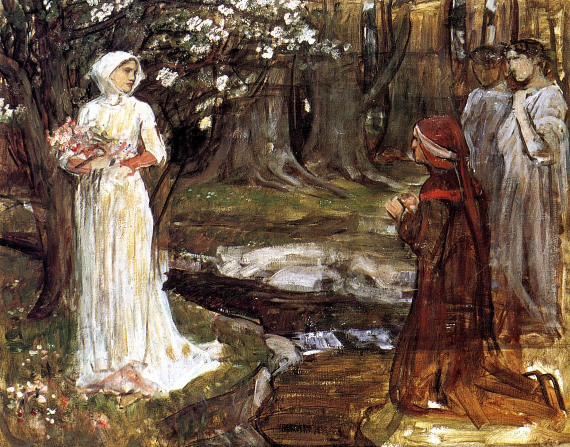 La donna angelicata: che cosa ne pensa la Beatrice di Benni?