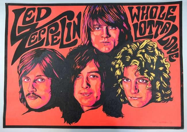 La necessità di amare tra rock e letteratura, dai Led Zeppelin a Platone e Dostoevskij
