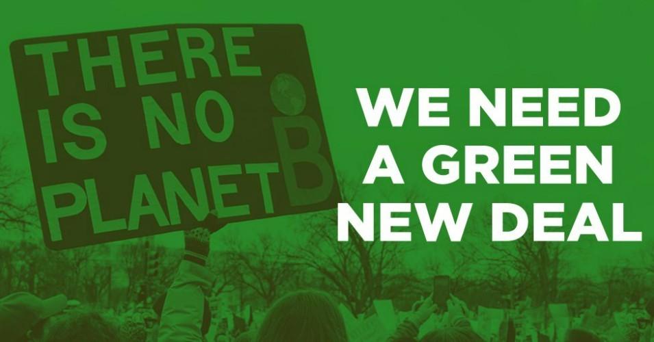 Green New Deal: speranza tangibile o sogno irrealizzabile per gli stati liberali?