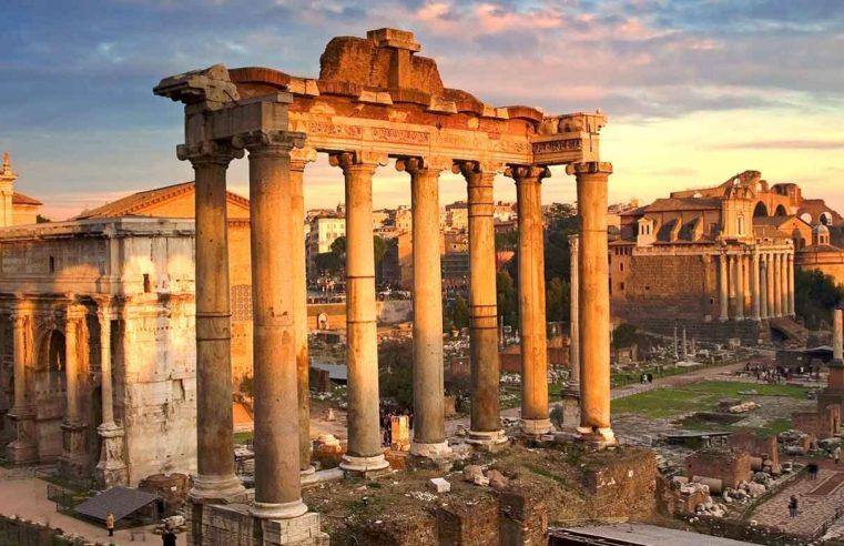 A Roma l'eccezionale presunta scoperta della tomba del leggendario re Romolo