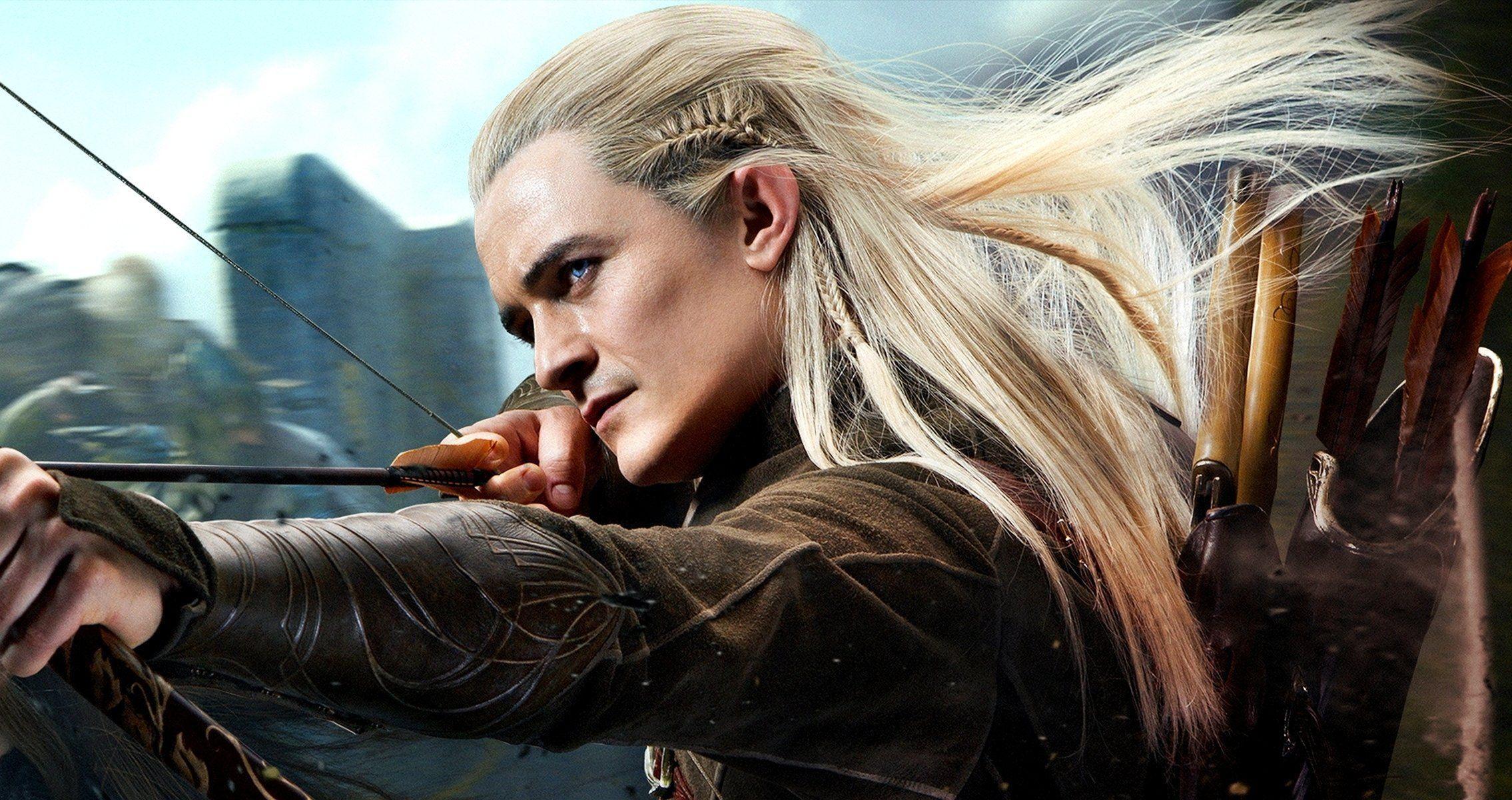 """Tolkien e la """"fisica"""" degli elfi: come fa Legolas a camminare sul filo della neve?"""