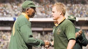 """Il film """"Invictus"""" e un Leopardi inaspettato ci insegnano il grande valore dello sport"""