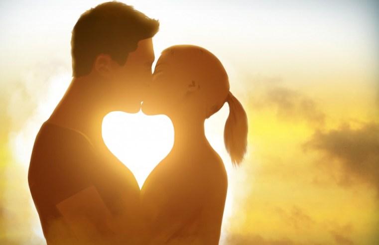 """""""Gli amanti"""" di Magritte come risposta ai baci privi di romanticismo"""