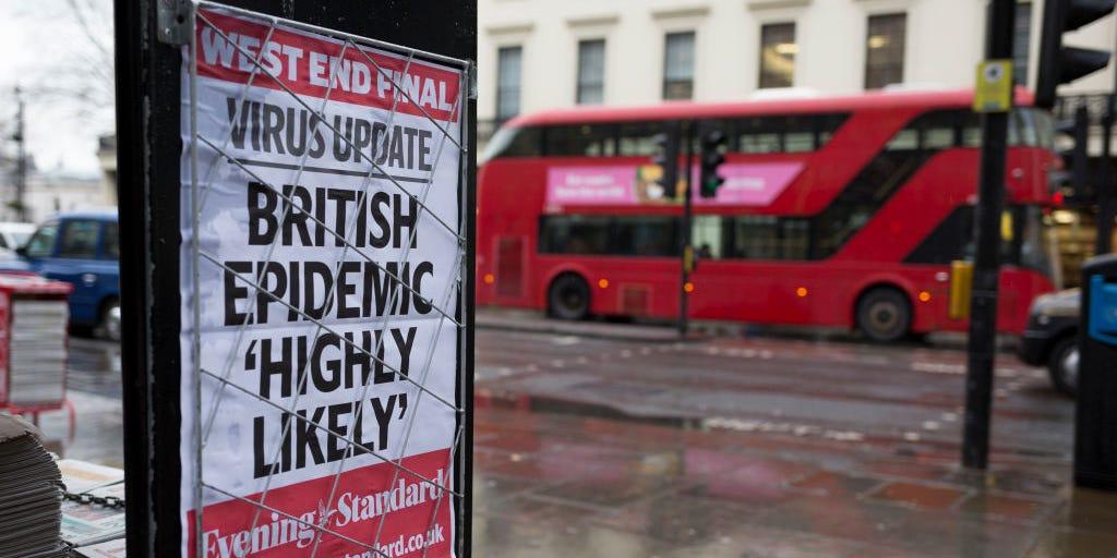 Caro Jessen, te la facciamo vedere noi la siesta: l'Inghilterra sta sottovalutando il Coronavirus?