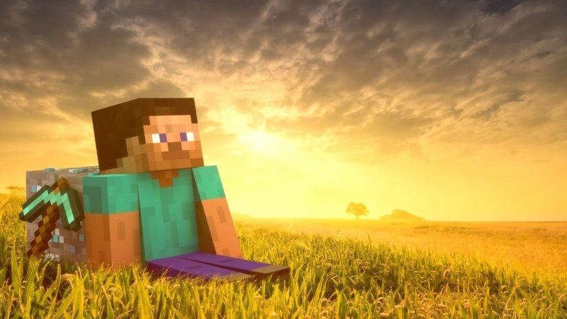 L'inventario di Steve di Minecraft lo rende uno dei personaggi più forti dei videogiochi