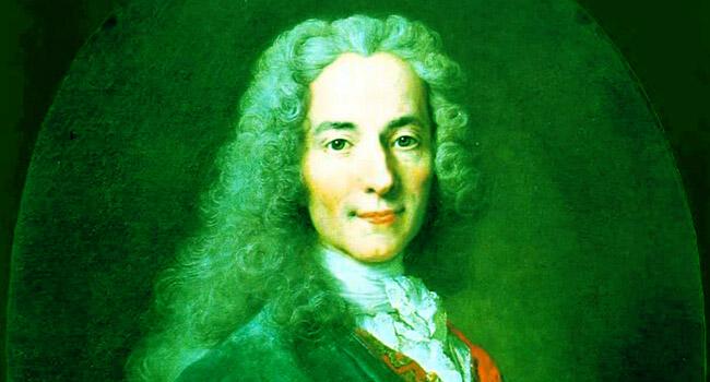 Coronavirus e Voltaire: il leggero filo oscuro che li lega tra loro