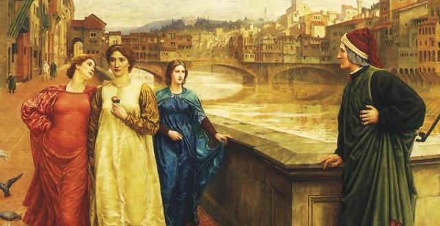 Lo stilnovo cantato da Guccini: la donna angelo lavora in un autogrill