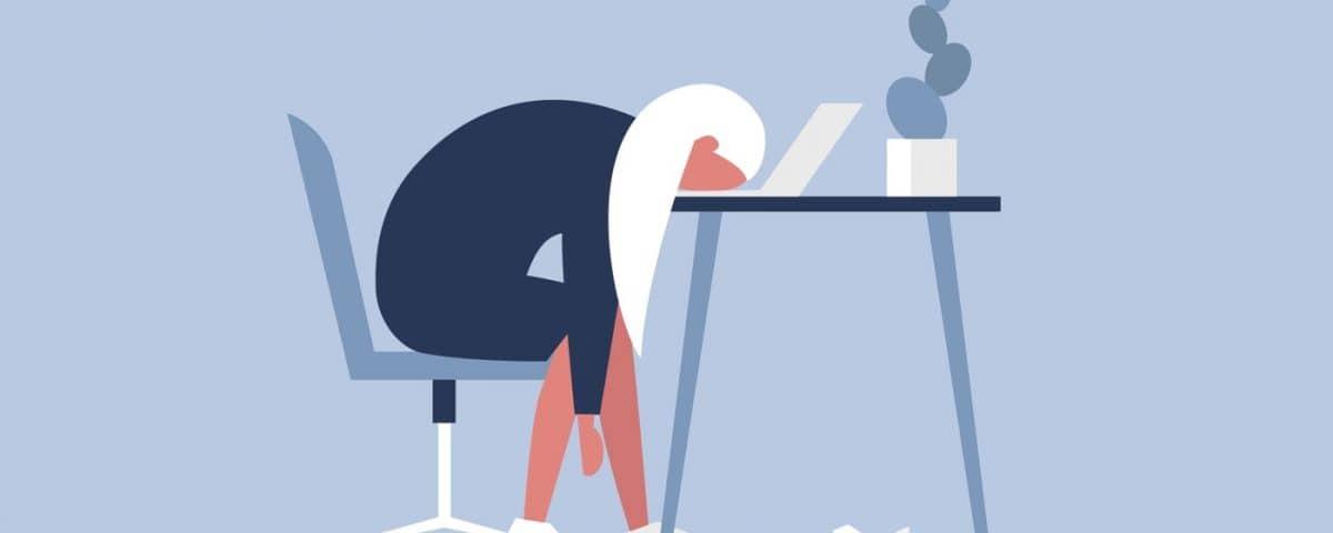 Conosci la Sindrome del Burnout? Ecco le 4 fasi che la caratterizzano