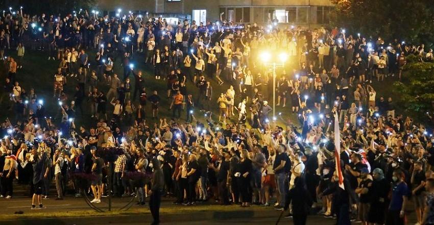 La luce della Resistenza riuscirà ad illuminare la via per la salvezza bielorussa?