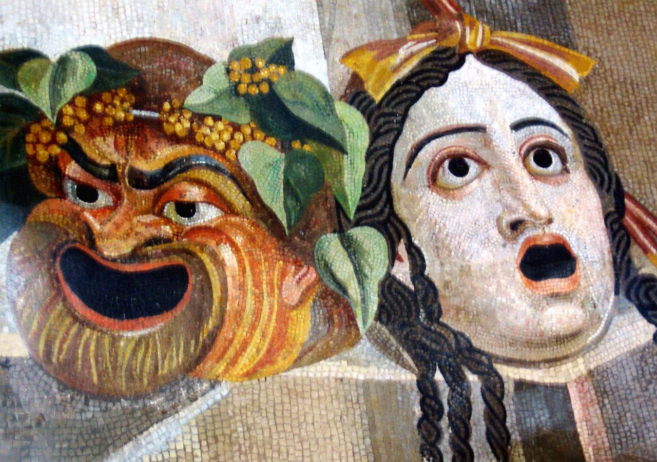 Ridiamo sempre per le stesse cose: Plauto, le barzellette degli antichi e i cinepattoni ci spiegano perchè
