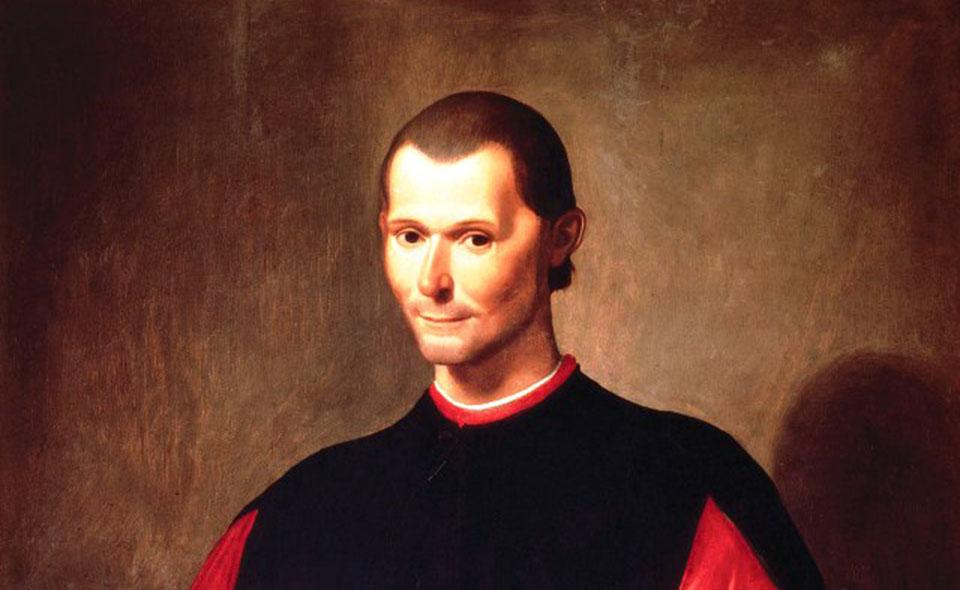 Machiavelli ci spiega perché il Papa porta alla divisione all'interno del cristianesimo e dello stato
