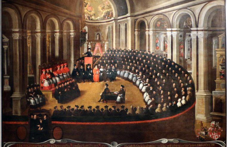 """""""Boris"""" e la religione: uno sguardo ad alcuni storici problemi della Chiesa"""