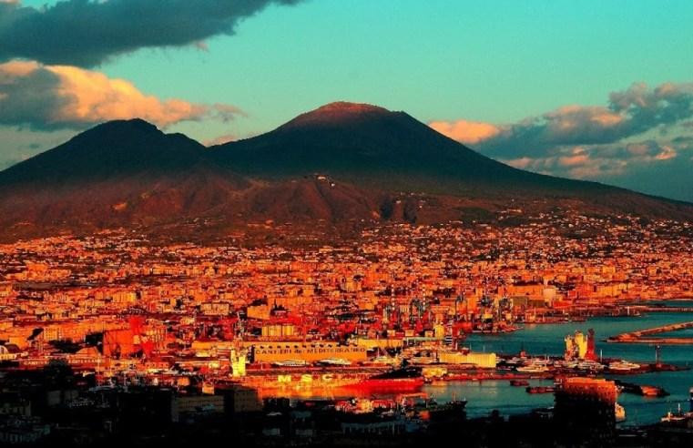 La futura eruzione del Vesuvio raccontata su Geopop: Burke la definirebbe sublime