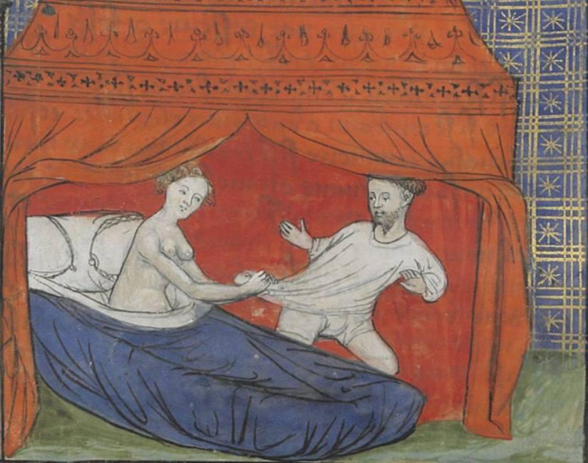 Sesso e Medioevo: quando un'età oscura si rivela libertina e disinvolta -  Il Superuovo