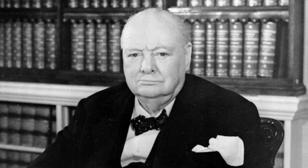 Winston Churchill Ansa