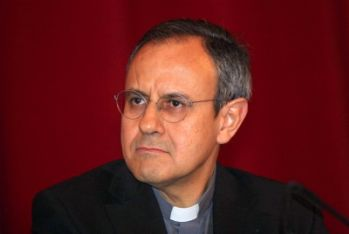 Julián Carrón (Foto Imagoeconomica)