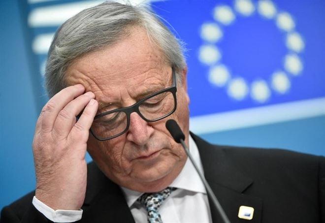Jean-Claude Juncker, presidente della Commissione Ue (LaPresse)