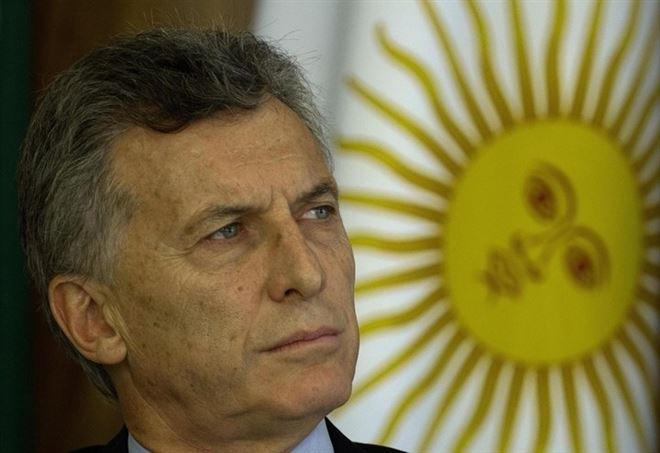 Argentina a rischio default, Mauricio Macrì (LaPresse)