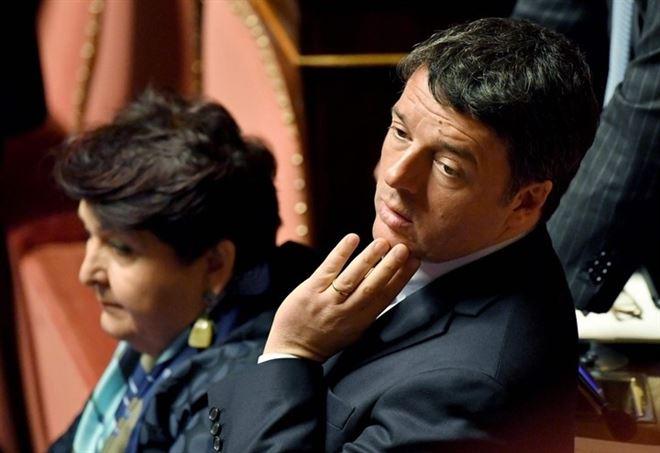Matteo Renzi (LaPresse)