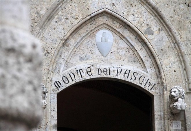 Monte dei Paschi, Lapresse