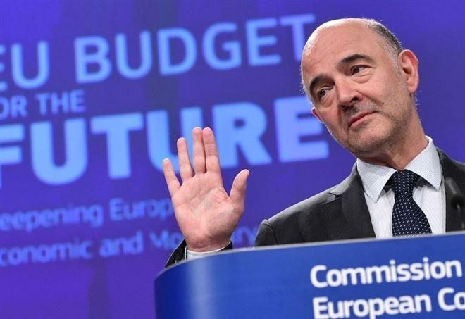 Pierre Moscovici, commissario agli Affari europei (LaPresse)