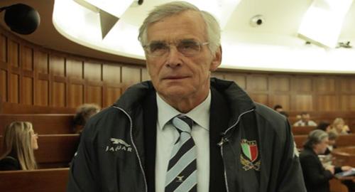 Ivo Mazzucchelli: la storia della Lazio Rugby e vanto della Polisportiva