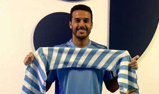Pedro è un nuovo calciatore della Lazio