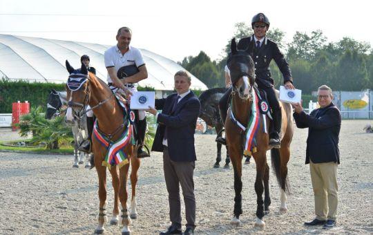 La quinta tappa dell'Italian Champions Tour a Busto Arsizio. I risultati