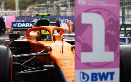 Norris non si ferma più. Conquista la pole al GP di Formula1 di Russia a Sochi