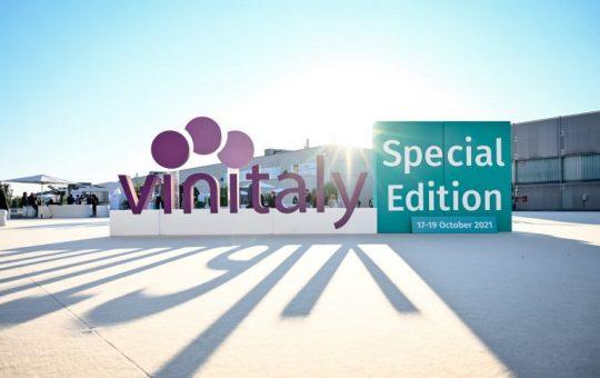 Grande successo per Vinitaly Special Edition. Oltre 12mila operatori con 2500 esteri da 60 paesi