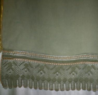 bordura per tenda