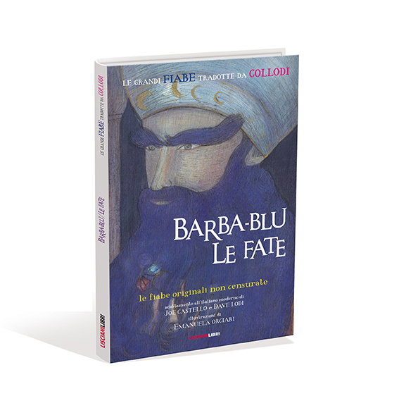 LE GRANDI FIABE – BARBABLU & LE FATE – Fuori catalogo