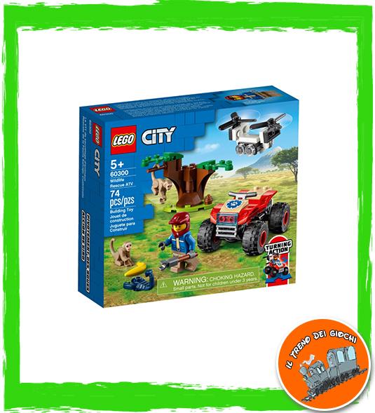 CITY – ATV DI SOCCORSO ANIMALE