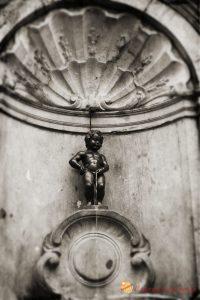 Mannequin Pis Bruxelles