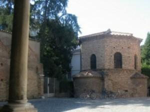 Battistero degli Ariani Ravenna