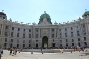 Palazzo imperiale Hofburg