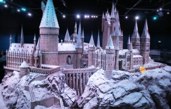Harry Potter a Londra dicembre